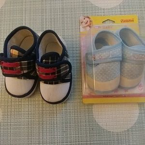 Other - 2 baby shoes